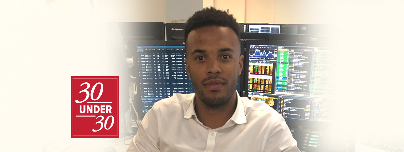 Business & Accounting Grad a Currency Options Broker on Wall Street