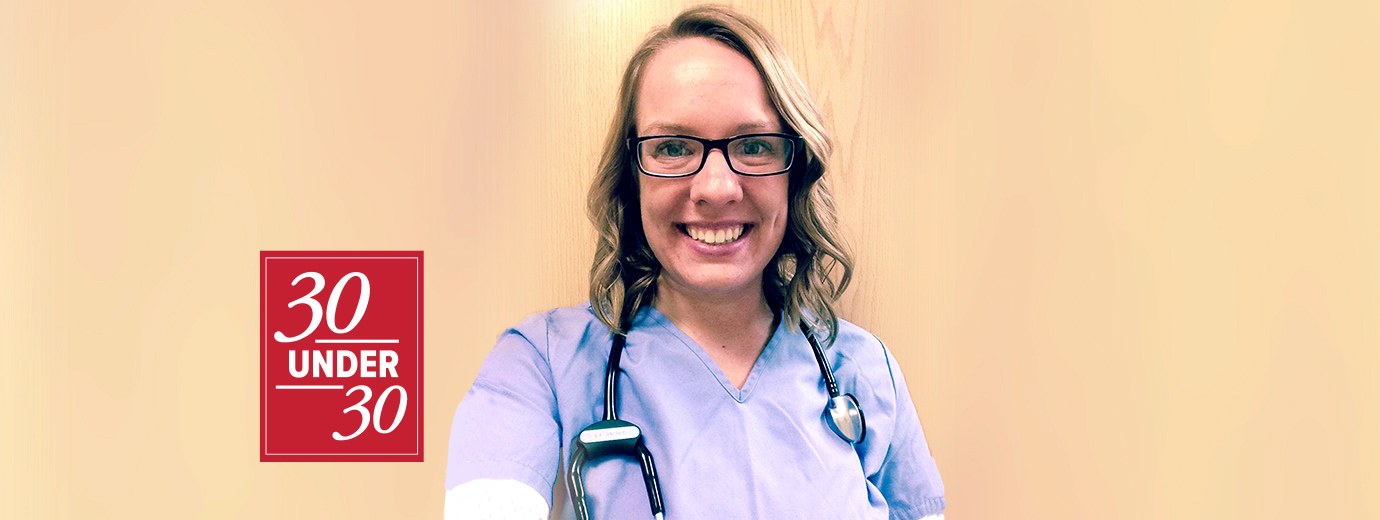 Physician Assistant Grad Finds a Home In Emergency Medicine