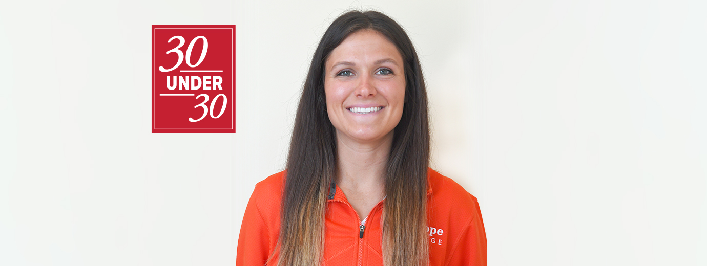 Business Grad and Student-Athlete Earns MBA and Head Coaching Job