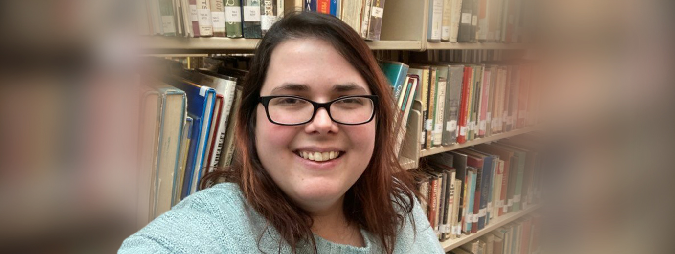 English Degree Prepared Library Director for Career She Loves (But Didn't Expect)