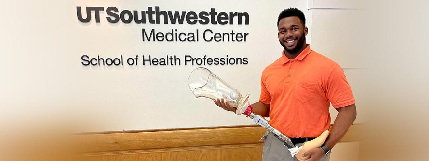 Exercise Science Grad Earning Master of Prosthetics-Orthotics