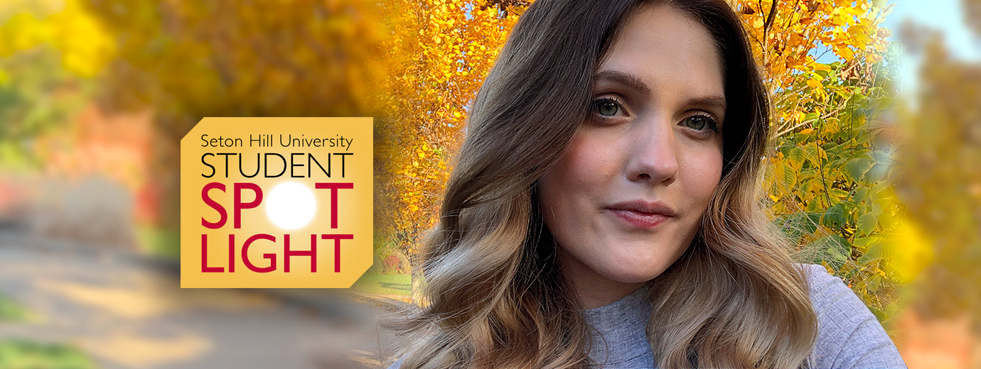Transfer Student Combines Interests in Psychology, Communication and Marketing at Seton Hill