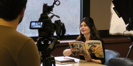 Heidi Ruby Miller '07 Interviewed for WQED Documentary