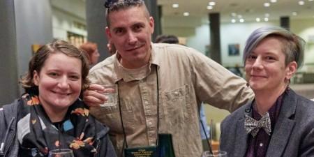 WPF Graduate Lands a Three Book Deal