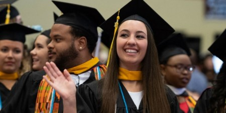 Seton Hill Confers Nearly 300 Degrees during May Commencement Exercises