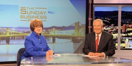 President Mary Finger Discusses Nursing Program on KDKA-TV