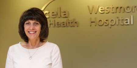 MBA Alumna Laurie English, Sr. V.P. at Excela, named HR Professional of the Year