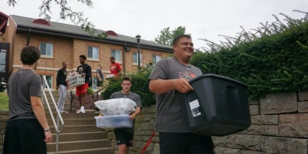 Seton Hill Welcomes 471 New Students for 2019-20 Academic Year