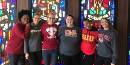 Seton Hill Community Completes Over 8,000 Hours of Service in 2018-2019 School Year