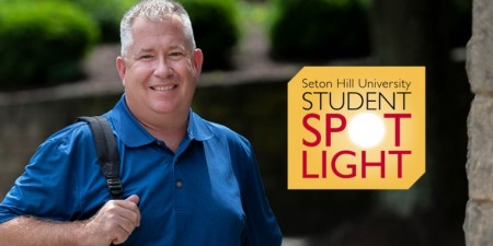 Veteran Earns Bachelor's Degree & MBA at Seton Hill