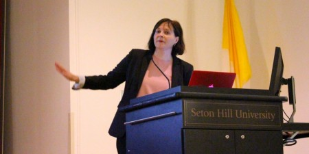 Seton Hill Biology Grad at the Forefront of Personalized Cancer Treatment