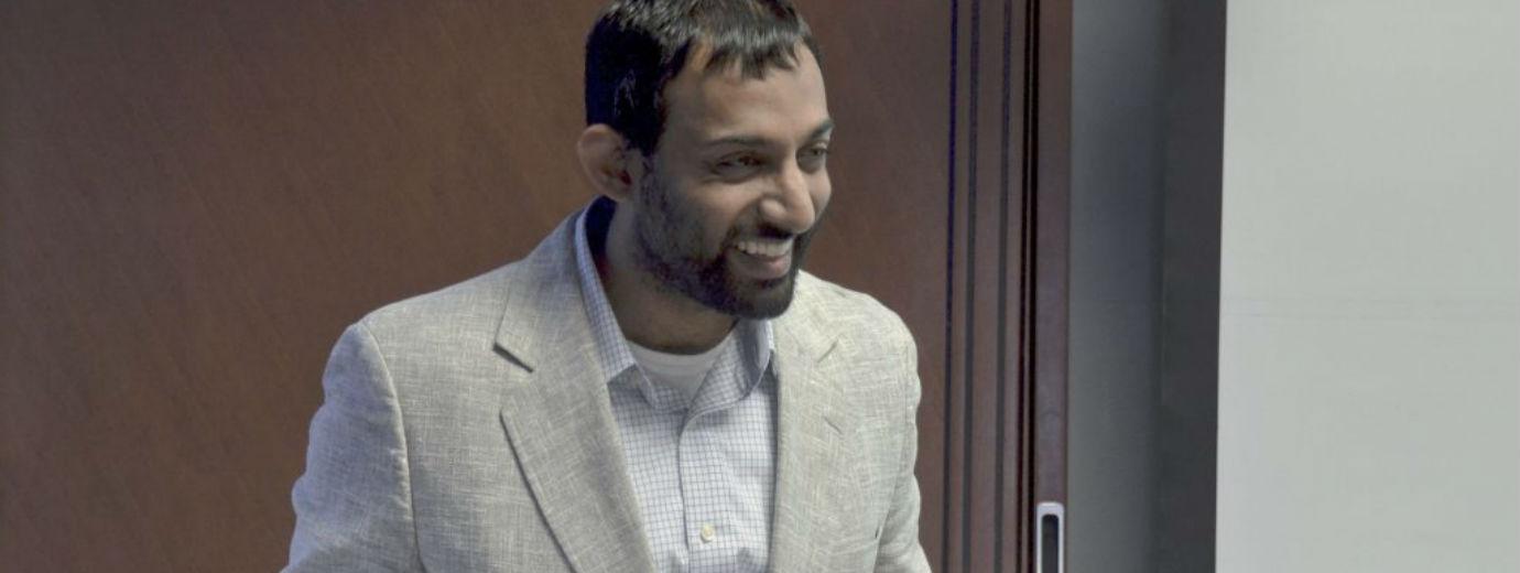 Seton Hill Hosts Public Lecture on Abraham by Author Dr. Younus Mizra October 24