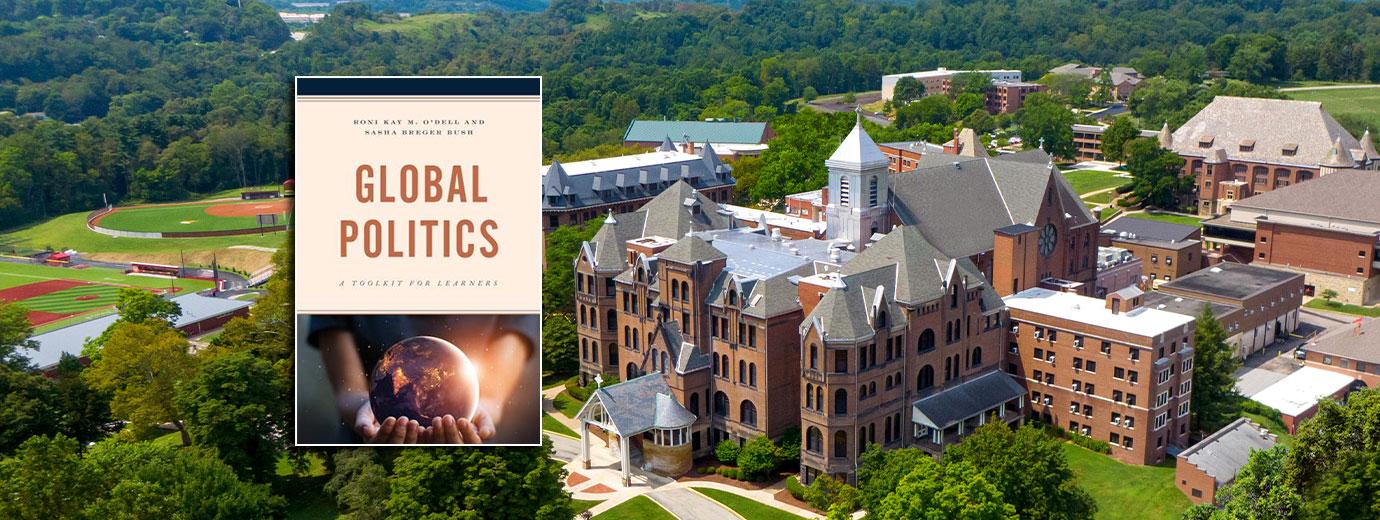 Political Science Professor Co-Authors Book On Global Politics