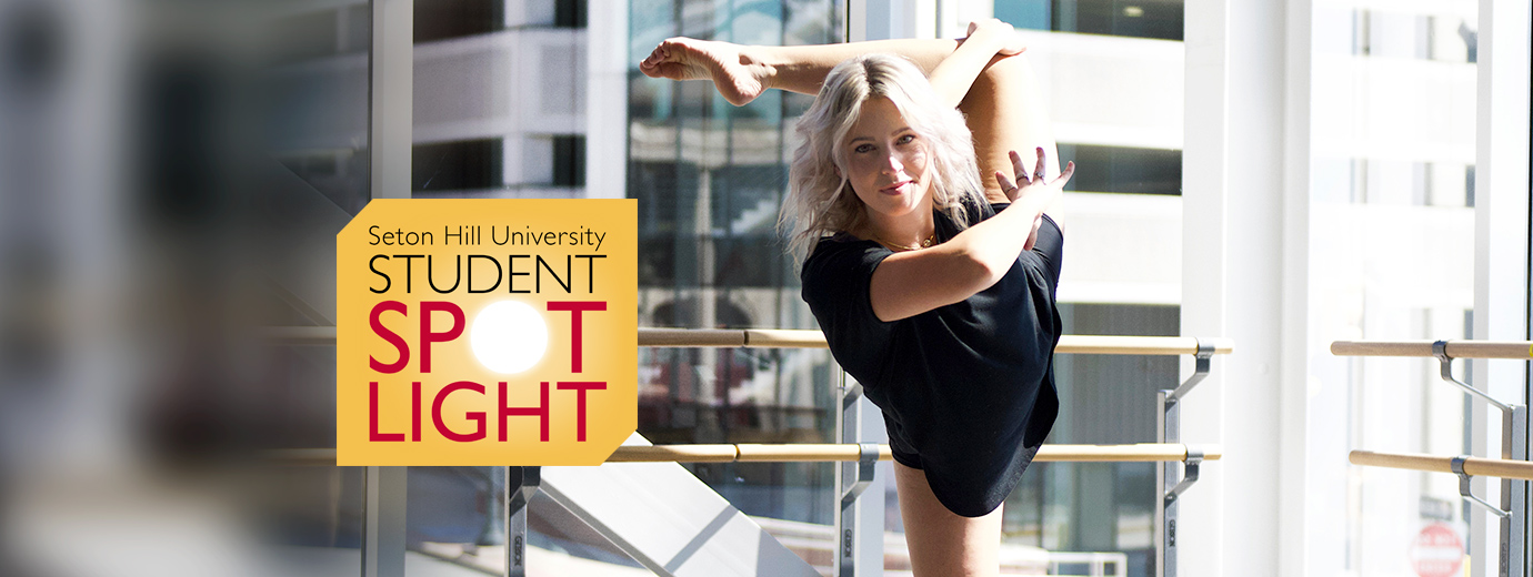 Dance Major Learns to Pursue a Professional Career with Help From Dance Educator Jadell Lee