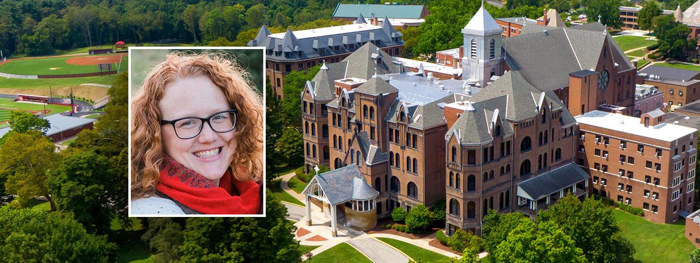 New Program and Development Director at Staunton Creative Community Fund a Seton Hill MBA Grad