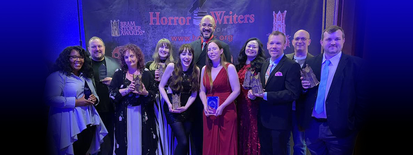 Seton Hill Alumna Wins a Bram Stoker Award for Horror Writing
