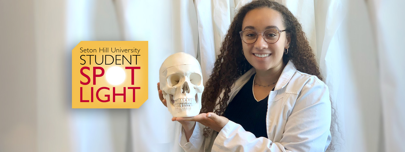 Dental Medicine-Biology Major Chloe Walls Researches Folklore of Teeth for National Museum of Dentistry