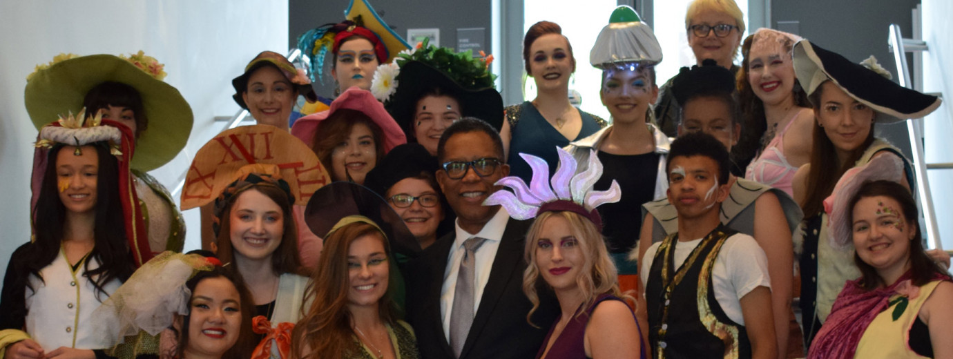 Seton Hill Students Show Art As Fashion at Westmoreland Museum Event