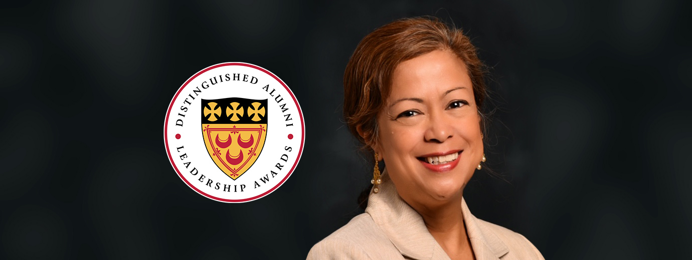 Exec. Dir. of UT Institute of Texan Cultures Angelica Docog Receives 2020 Distinguished Alumni Award from Seton Hill