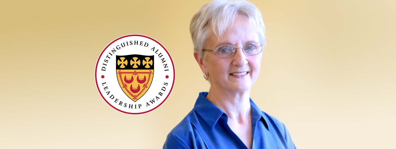 Biology Researcher and Academic Leader Bernadette Fondy Receives 2020 Distinguished Alumni Award from Seton Hill