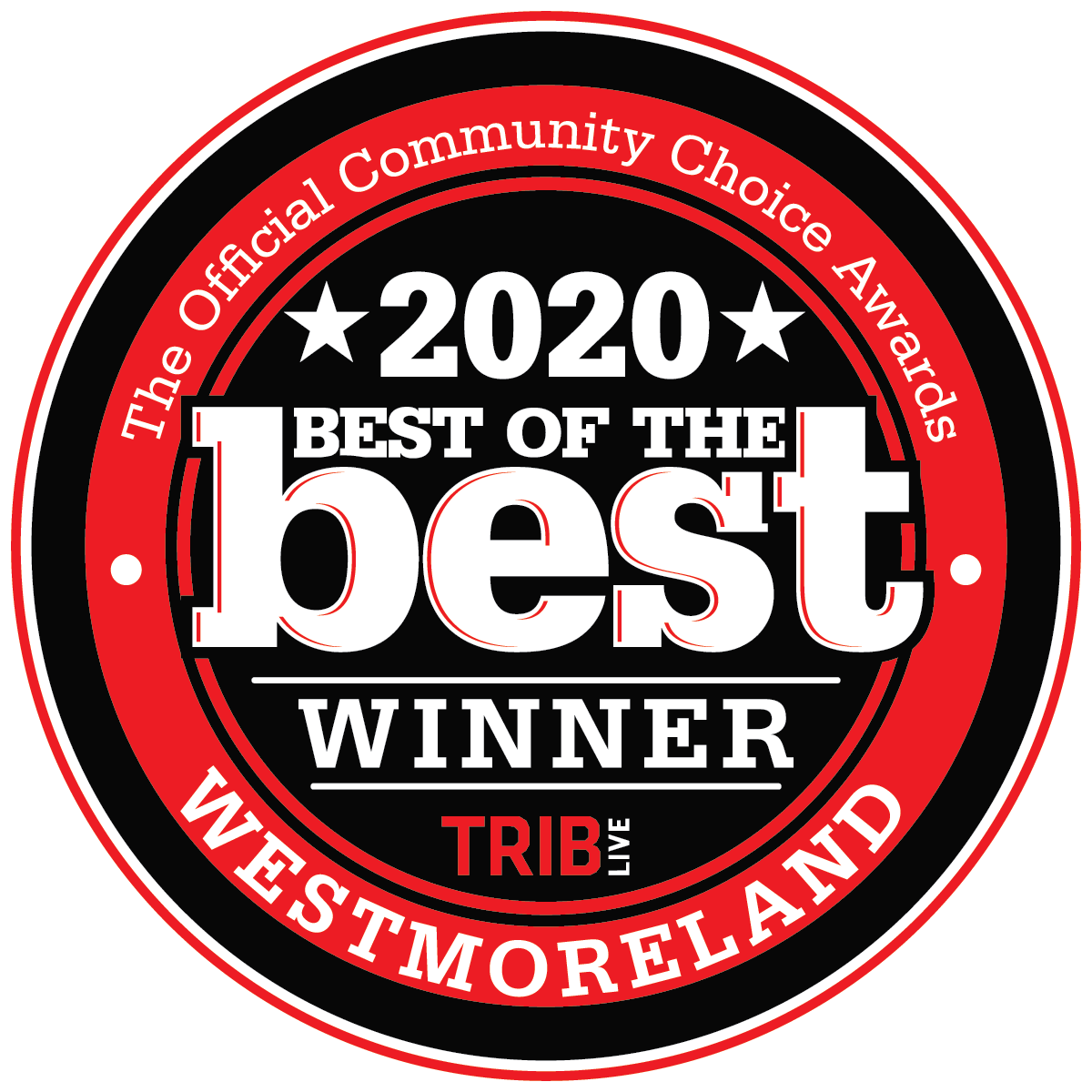 TribLive Best of the Best Winner
