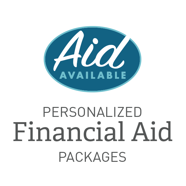Personalized Aid Available