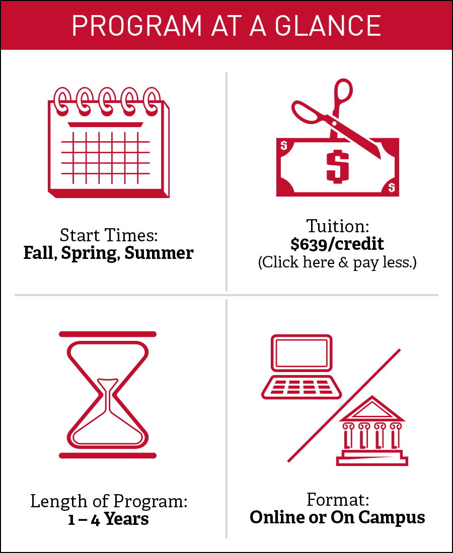 Accounting Program At A Glance