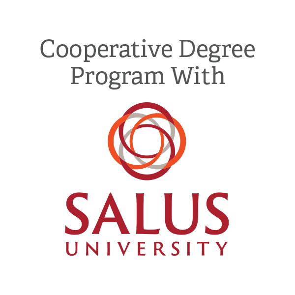 Salus University Cooperative Degree Programs