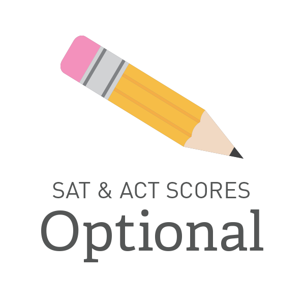 SAT and ACT Scores are Optional