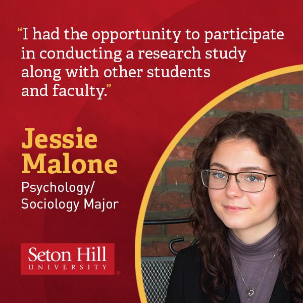 Psychology Student Testimonial